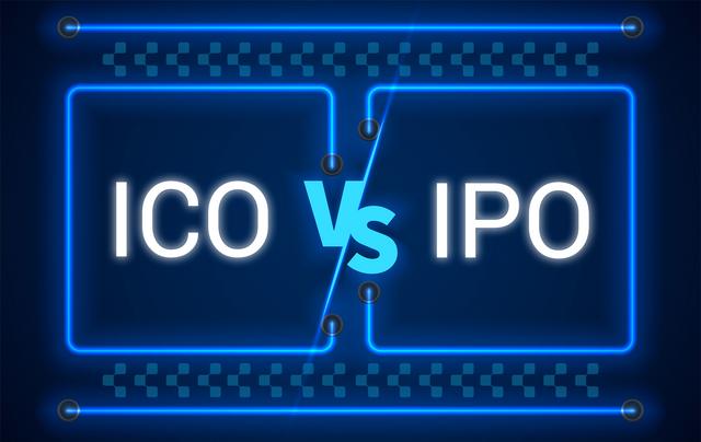 COMM ICO VS IPO